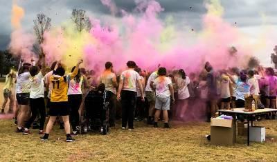 SRC Colour Run 2021